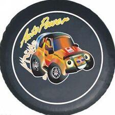 "New For Suzuki Jimny Vitara 15"" SPARE WHEEL TIRE COVER DIY UNIVERSAL Size  27"""