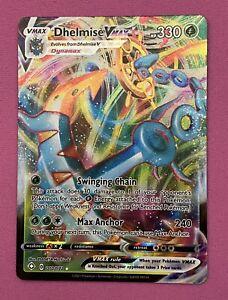Dhelmise VMAX 010/072 - Shining Fates - Pokemon Card, Full Art