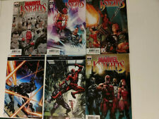 Marvel Knights issues 1-6 complete lot