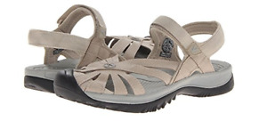Keen Rose Sandal Aluminum/Neutral Gray Sandal Women's sizes 5-11/NEW!!!