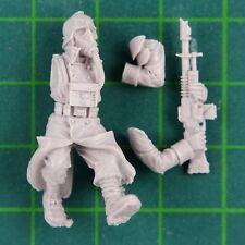 Death Korps of War Squad Advancing Soldier #04 Forge World 40K 1874