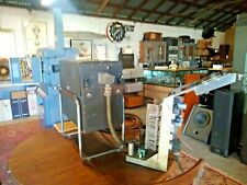 Vintage 1940's RCA Television - Film  Broadcast Camera, Control Unit, and Cable
