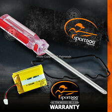 SportDOG SAC00-12615 Transmitter Battery Replacement Kit for SD-825, SD-1225