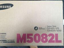 Neu Original Samsung M5082L Toner magenta A