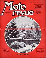 MOTO REVUE  907 DRESCH 350 ARIEL 1000 Red Hunter HARLEY DAVIDSON 1200 de 1947