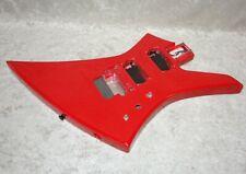 Jackson JS Series JS32 Kelly electric guitar body husk gloss red
