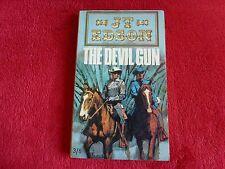 The Devil Gun By J.T. Edson (1966) 1st Edition