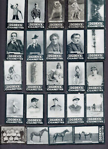Ogdens Tabs  -  General Interest - Collection of 24