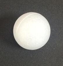 """40pc Styrofoam Balls 1"""" Round White Foam Polystyrene Sphere Art Craft"""