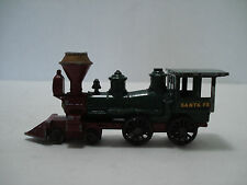 MATCHBOX MODELS OF YESTERYEAR 1862 AMERICAN LOCOMOTIVE # Y13-A  ENGLAND 1959