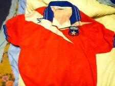 Chile Home Football Shirt Large