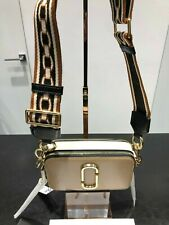 Marc Jacobs Snapshot Small Camera Bag Crossbody - Authentic