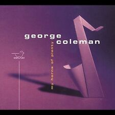 My Horns of Plenty, Coleman, George, Good Original recording reissued