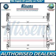 FOR FIAT BRAVO 2007>> 1.4i 1.6 MJTD 1.9JTD 2.0 NISSENS COOLING RADIATOR 1300287