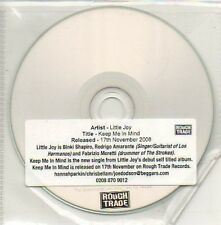 (397D) Little Joy, Keep Me In Mind - DJ CD