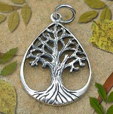 toller Lebensbaum Heilung Schutz aus Edelstahl Mittelalter Yggdrasil Weltenbaum