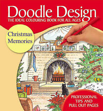 Christmas Memories Doodle Design: AND Festive Christmas Doodle Design, , Very Go