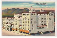 Santa Rita Hotel, Tucson, Arizona !