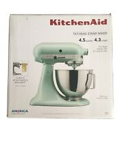 KitchenAid (KSM96IC) Ultra Power Plus 4.5qt Tilt-Head Stand Mixer- Ice Blue NEW