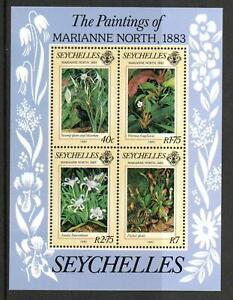 SEYCHELLES SGMS572 VISIT TO SEYCHELLES  1983 (BIRDS)  MNH