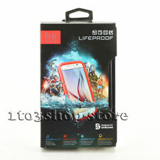 LifeProof FRE Waterproof shockproof Hard Shell Case For Samsung Galaxy S6 New