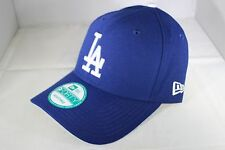NEW Era Die Liga 9 forty Los Angeles Dodgers Strapback Baseball Cap-Blau (OVP)