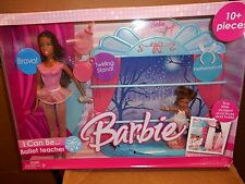 2006 AA BARBIE AND KELLY....I CAN BE BALLET TEACHER......NRFB