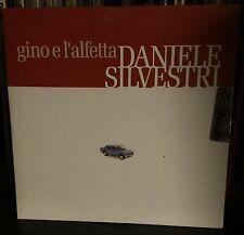 Daniele Silvestri Gino e L'Alfetta Cd Promo 2007 Cardsleeve Mint One Track