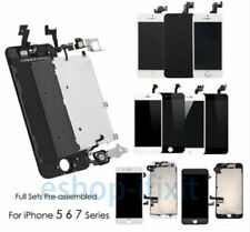 OEM LCD Screen Replacement Digitizer +Button +Camera For iPhone 6 6S Plus 7 8