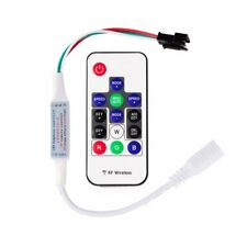 WS2811 WS2812B RF Led Remote Controller Dimmer For Dream Color Pixels LED Strips