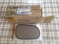 GENUINE HONDA Mirror Glass Drivers Side - Accord V