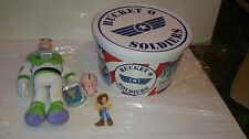Toy Story Bucket Soldier Buzz Hamm Woody Paquete