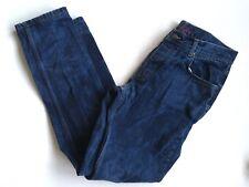 Boden Blue Jeans Sz 34L 32L Mens Womens Made In Turkey Marbled 32x32