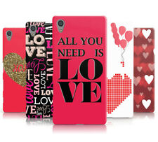 VALENTINE'S DAY COLLECTION HARD MOBILE PHONE CASE COVER FOR SONY XPERIA L1
