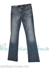 NWT $198 Seven 7 For All Mankind Jeans Bootcut Jeans w/ Flap Pocket MLA size 30