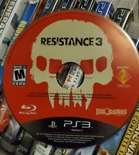 Resistance 3 (PS3) Disc Only - Very Good Condition