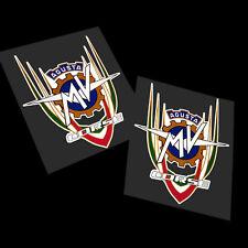 MV Agusta Corse F3 F4 Reflektierende Abziehbilder Grafiken Emblem Art Design