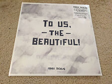 Franz Nicolay - To Us, the Beautiful! LP vinyl Xtra Mile Recordings