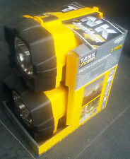 X2 LED TORCHES - Eiger 3w Cree LED Waterproof Tank & Tank Jr Spotlight