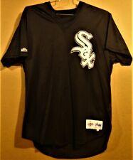 Chicago White Sox #26 Black Micro Mesh Batting Practice Jersey