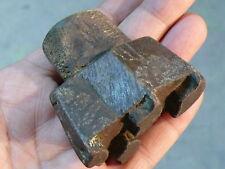 (H5) Tibet: Antiguo tampón de estampar  telas - Old hand-printed cloth tampon