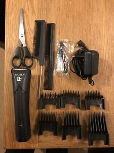 Moser lithium cordless hair clippers