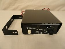 THE BANDIT RF PRE AMPLIFIER WITH MOUNTING BRACKET HAM/CB RADIO VTG