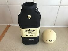 UK EDITION JACK DANIELS HONEY BOTTLE KOOZIE +Jack Daniels Honey  Ice Cube Mould