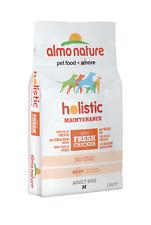Almo Nature Holistic Medium Adult Dog 12 kg Pollo e Riso per Cani