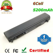 Battery for Toshiba Portege R700 R705 R830 R835 R930 R935 PABAS249 PABAS265