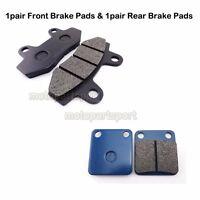 Front & Rear Brake Pads For Thumpstar SSR 50-125cc 140 150 160 cc Pit Dirt Bike