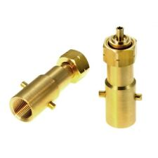 UK Bayonet Filling LPG Autogas Adapter to Shell Gas Bottle Inlet