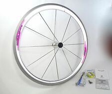 Campagnolo Shamal 8 speed wheel rear 700c clincher Vintage road bike 1996 NOS