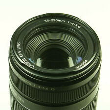 Canon EF-S Zoom 55-250 IS